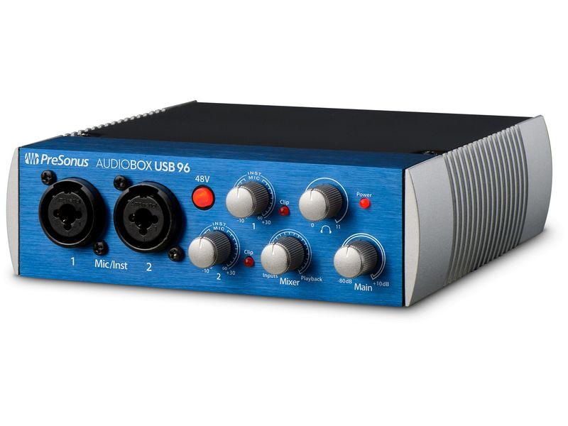 Купить PreSonus AudioBox USB 96 Звуковая карта