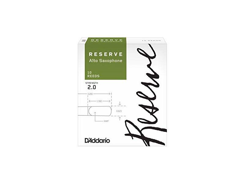 Купить D'addario DJR1020 Трости для саксофона альт  (цена за шт)