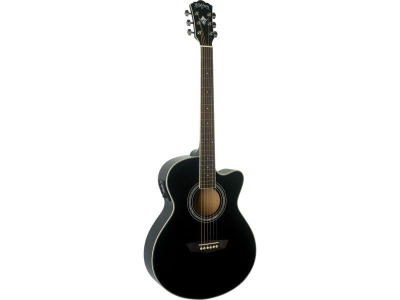 Купить Washburn EA12B Гитара электроакустическая