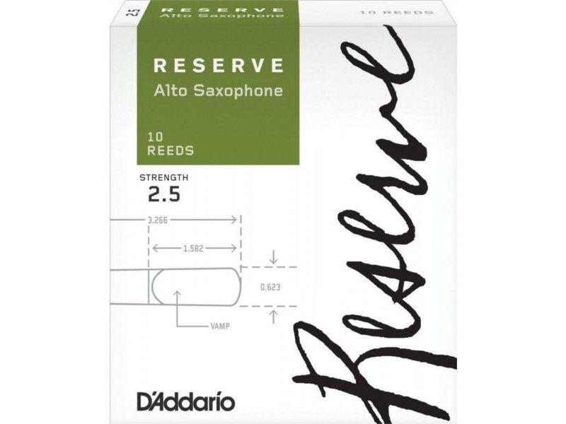Купить D'addario DJR1025 Трости для саксофона альт  (цена за шт)