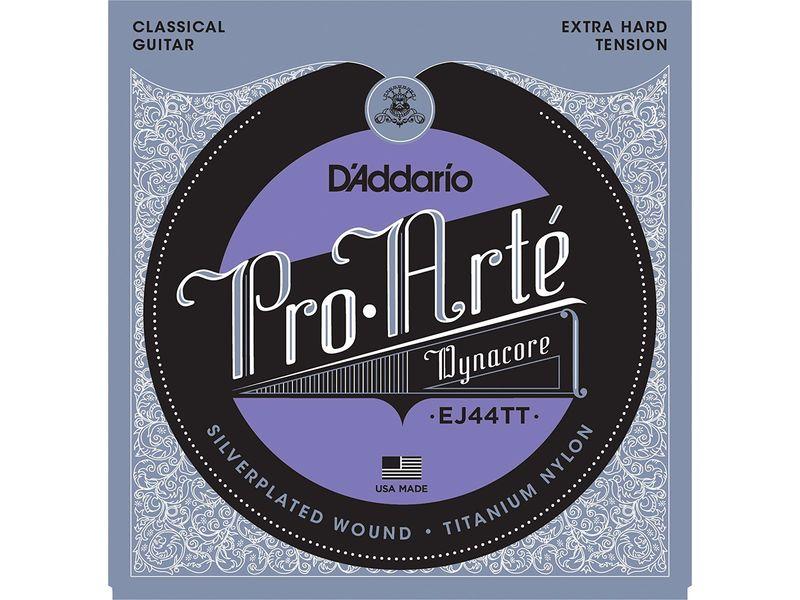 Купить D'addario EJ-44TT Струны для классической гитары