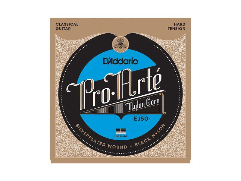 Купить D'addario EJ-50 Струны для классической гитары