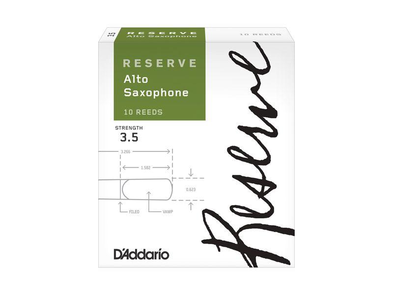 Купить D'addario DJR1035 Трости для альт саксофона (цена за шт)