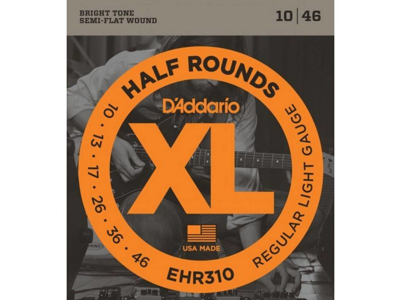 Купить D'addario EHR310 Струны для электрогитары