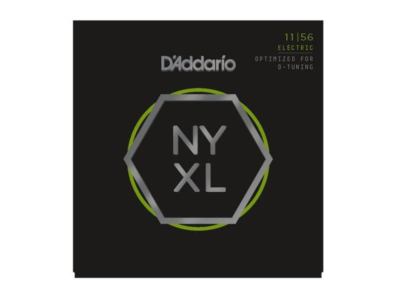 Купить D'addario NYXL1156 Струны для электрогитары