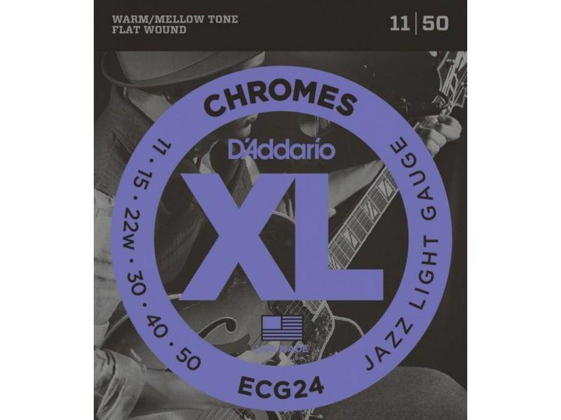 Купить D'addario ECG24 Струны для электрогитары