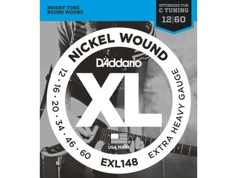 Купить D'addario EXL-148 Струны для электрогитары