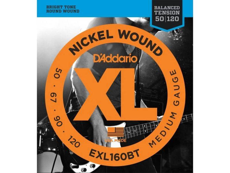 Купить D'addario EXL-160BT Струны для бас-гитары