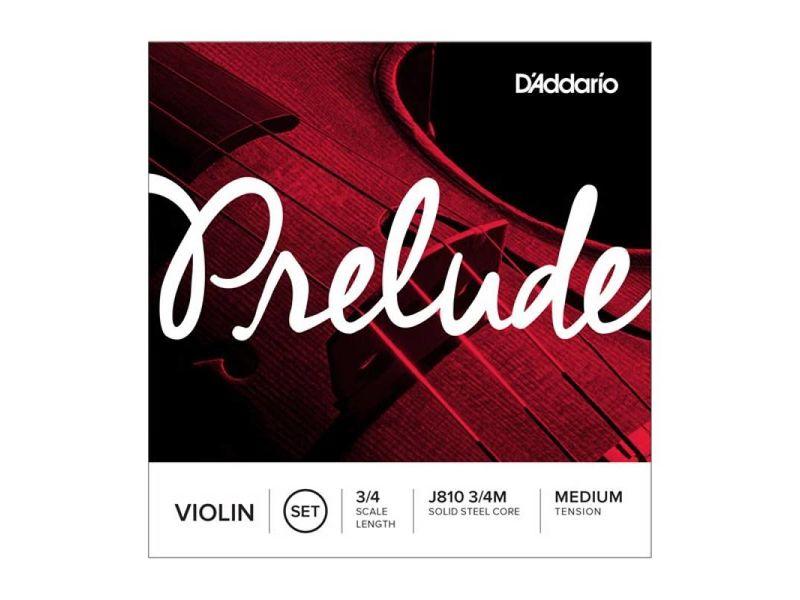 Купить D'addario J810 3/4 M Струны для скрипки (комплект)