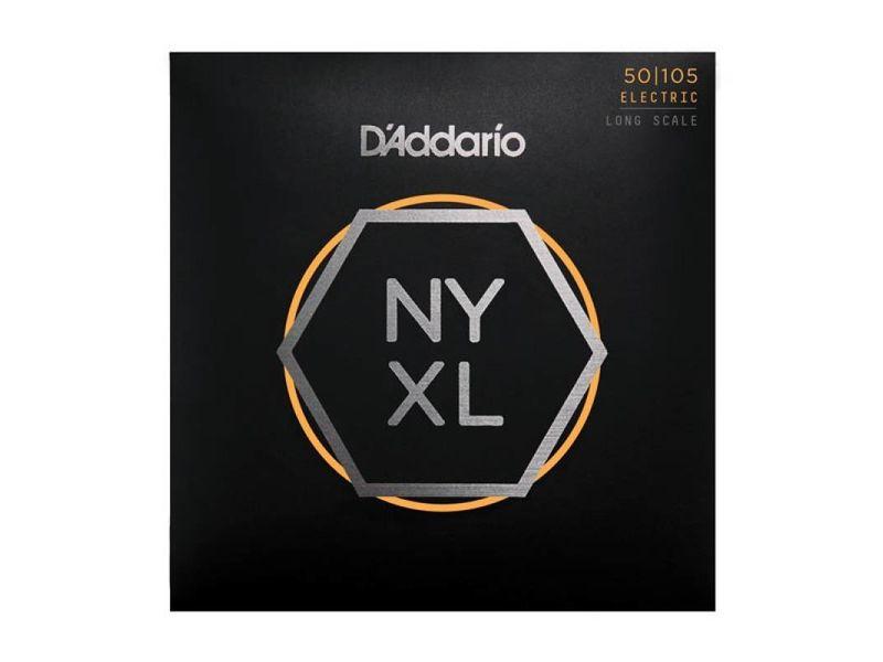Купить D'addario NYXL50105 Струны для бас-гитары (50-105)