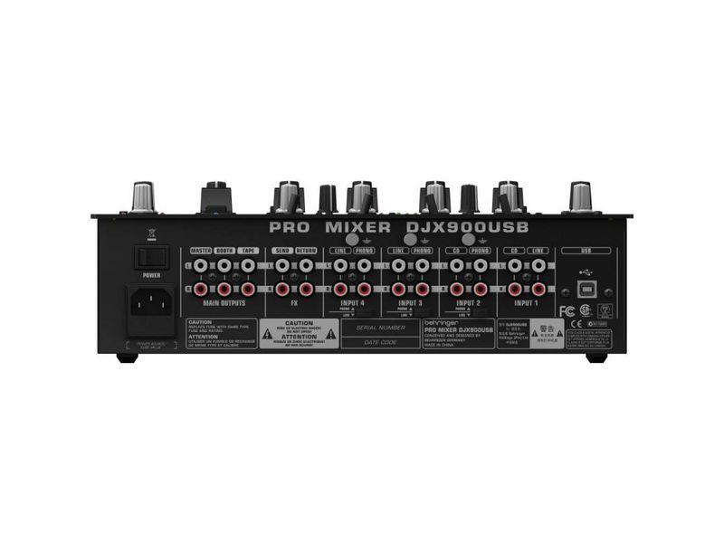Купить Behringer DJX 900 USB PRO  DJ микшерный пульт