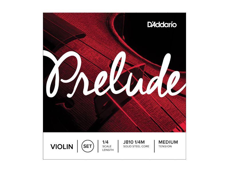 Купить D'addario J810 1/4 M Струны для скрипки