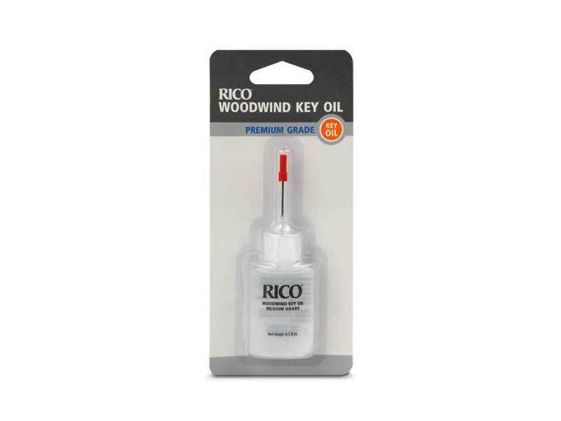 Купить Rico RKEYOIL01 Масло для духовых инструментов