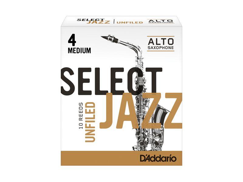 Купить D'addario RRS10ASX4M Трости для альт саксофона (цена за шт)