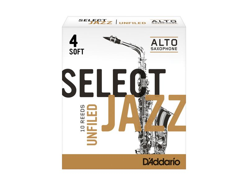 Купить D'addario RRS10ASX4S Трости для альт саксофона (цена за шт)