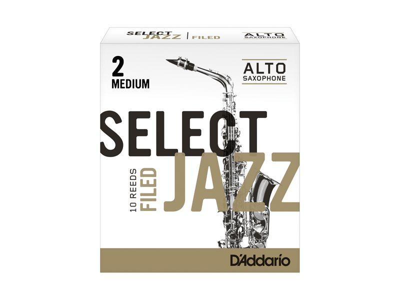 Купить D'addario RSF10ASX2M Трости для альт саксофона (цена за шт)