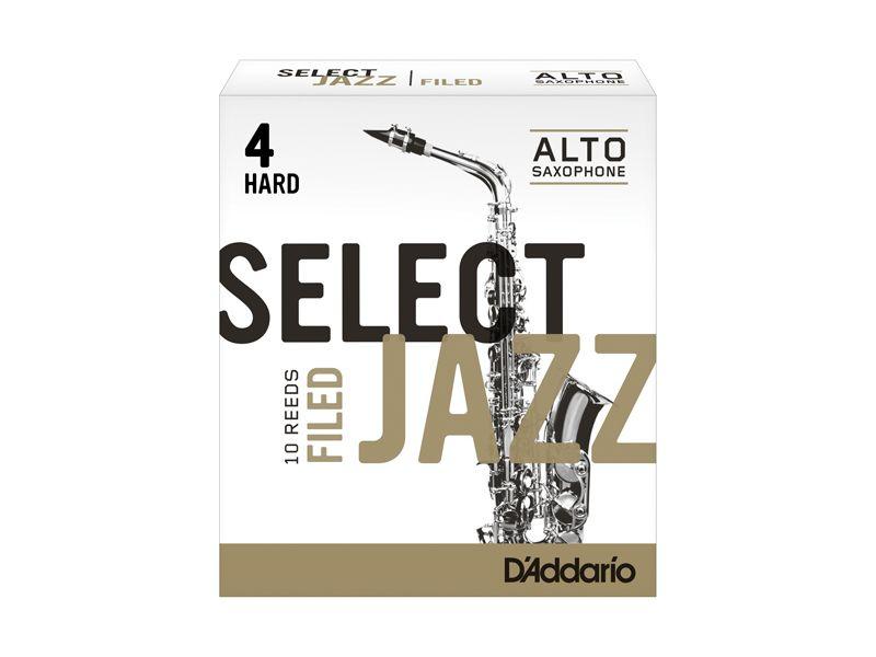 Купить D'addario RSF10ASX4H Трости для альт саксофона (цена за шт)