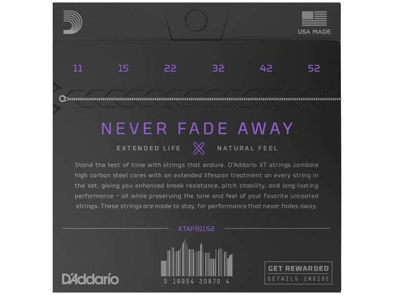 Купить D'addario XTAPB1152 Струны для акустической гитары