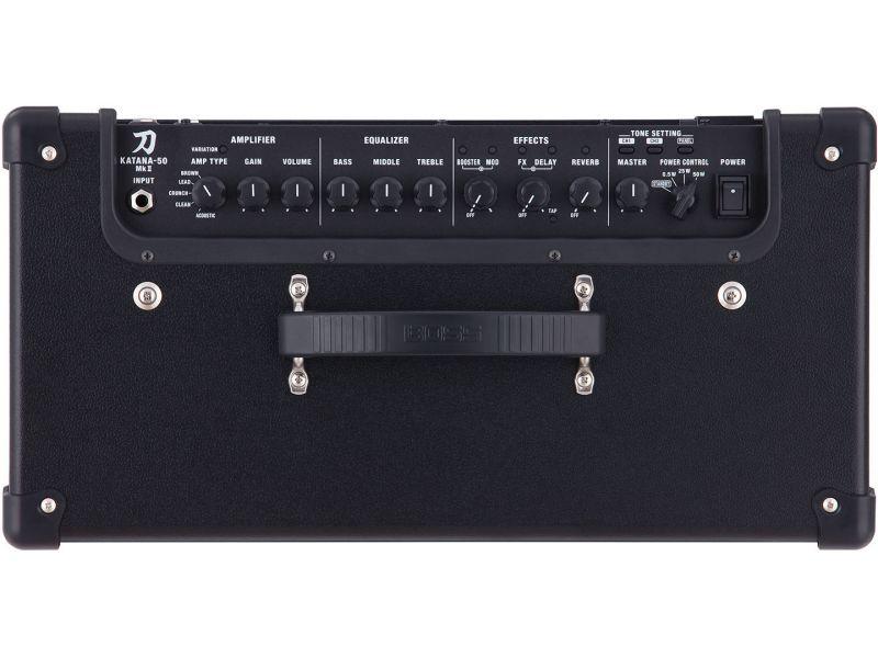 Купить BOSS KTN-50MK2  гитарный комбоусилитель KATANA