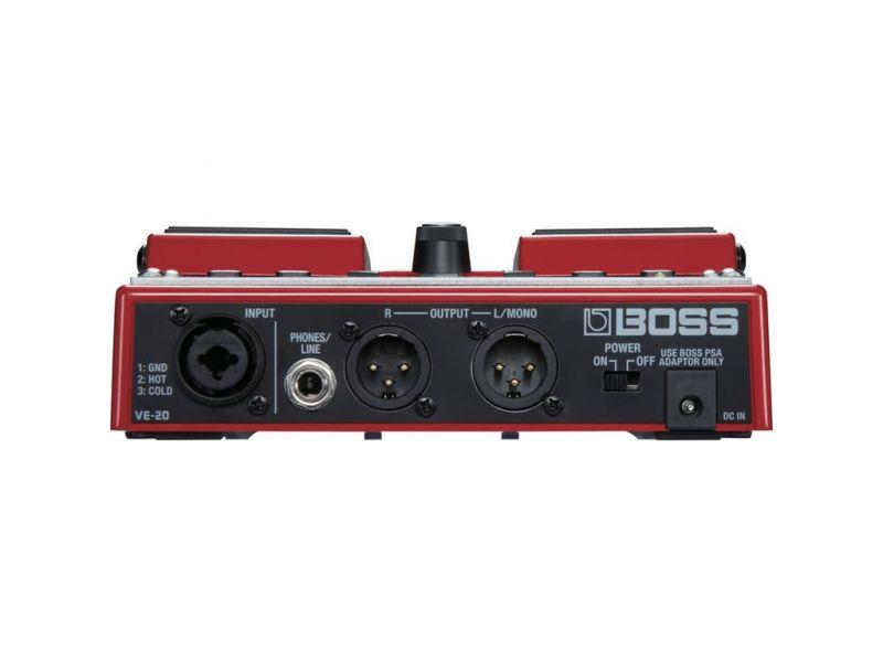 Купить BOSS VE-20 Процессор вокальный