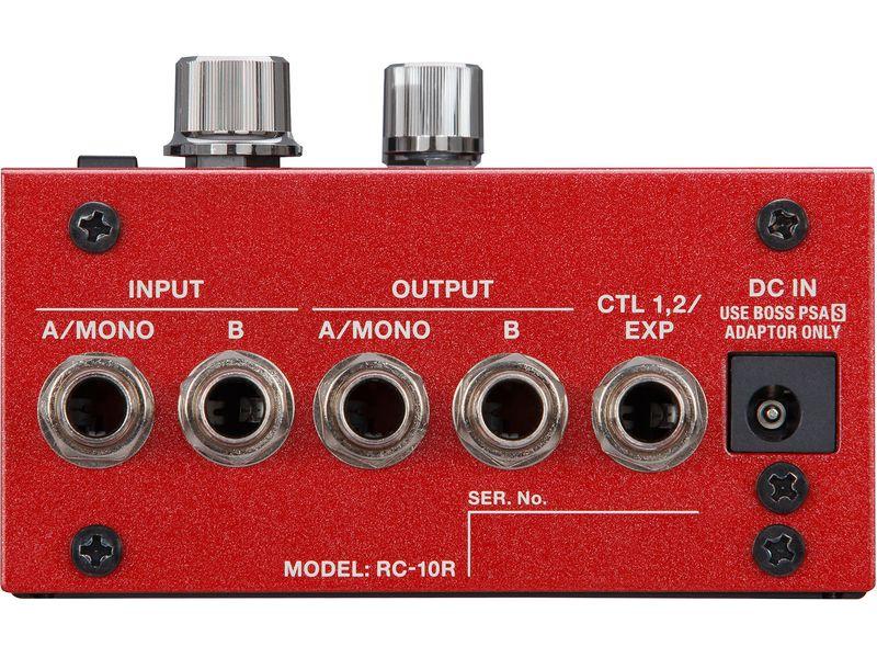 Купить BOSS RC-10R Педаль гитарная Looper