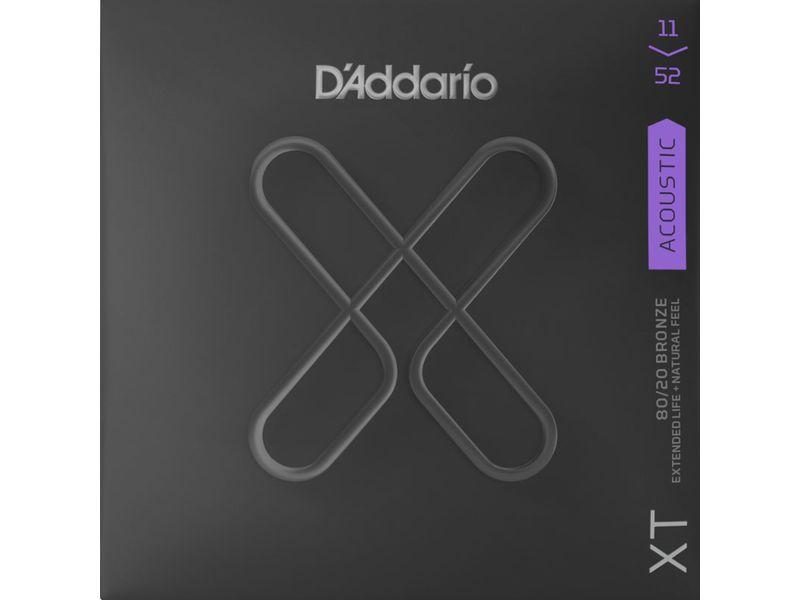 Купить D'addario XTABR1152 Струны для акустической гитары
