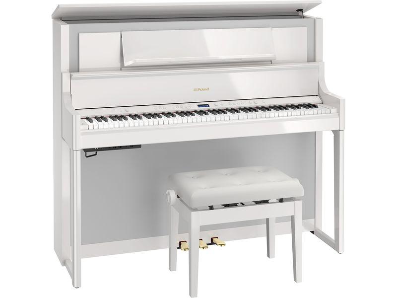 Купить Roland LX-708 PW Цифровое фортепиано