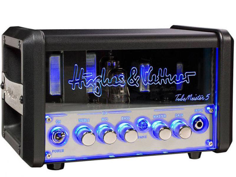 Купить Hughes&Kettner Tubemeister 5 Head - ламповый гитарный усилитель
