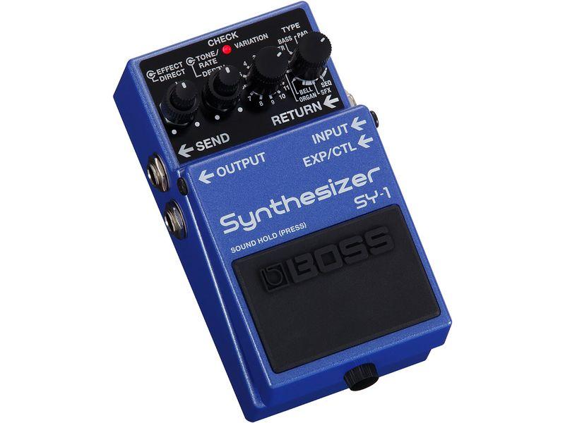 Купить BOSS SY-1 Гитарный синтезатор - педаль