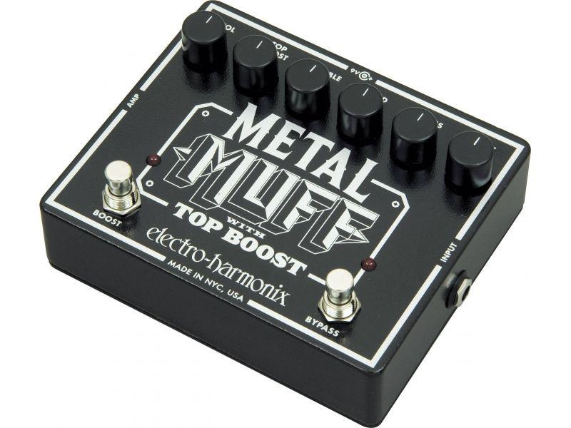 Купить Electro-Harmonix Metall Muff Педаль эффектов