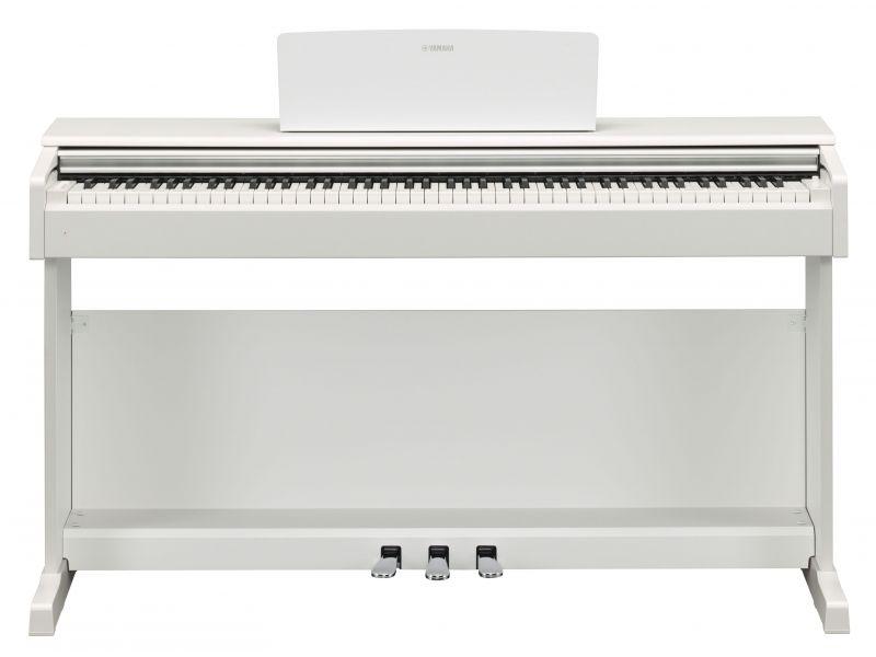 Купить Yamaha YDP-144WH Цифровое фортепиано