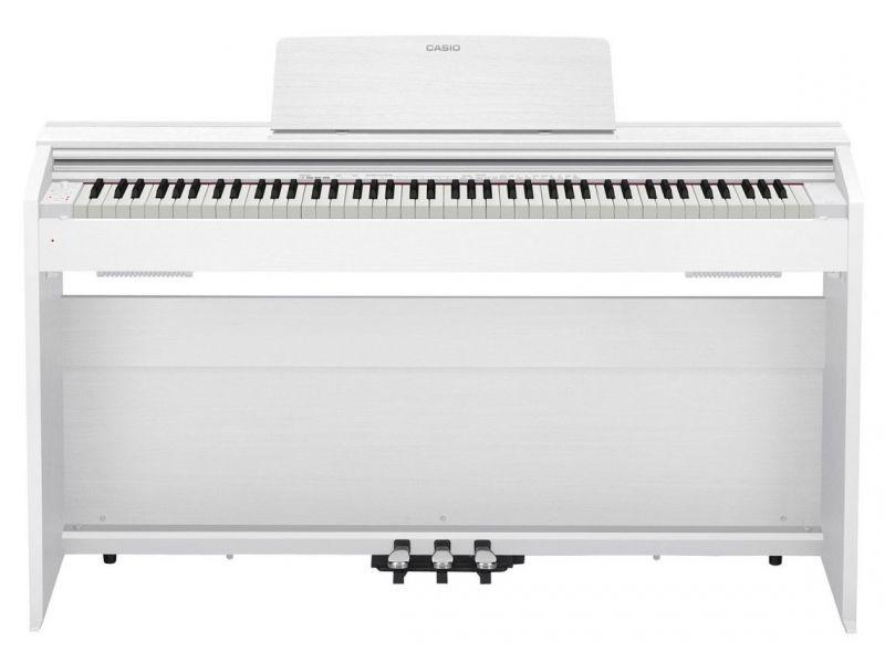 Купить Casio PX-870WE Цифровое пианино