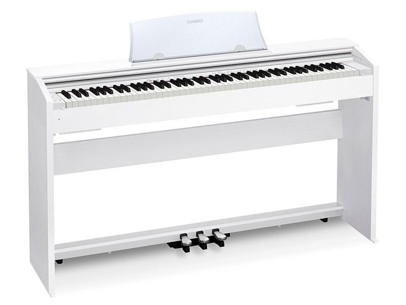 Купить Casio PX-770WE Цифровое пианино