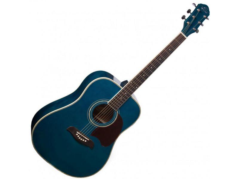 Купить Oscar Schmidt OG2TBL Гитара акустическая