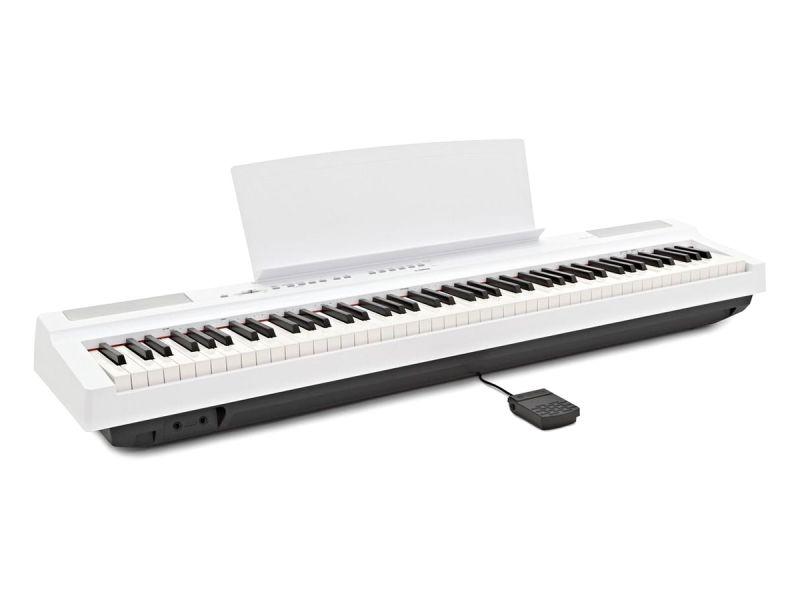 Купить Yamaha P-125WH Цифровое фортепиано