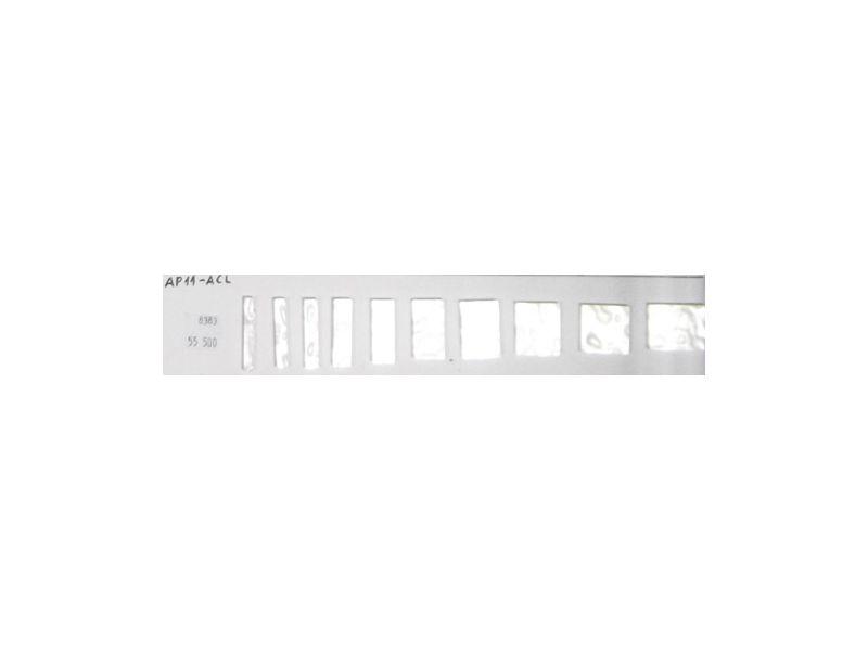 Купить PartsLand AP11-ACL Маркеры на гриф для электрогитары (к-т)